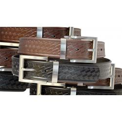 "Biothane® Belts - Basket Weave- 44"" to 60"""