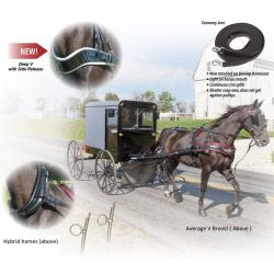 Amish Road Harness