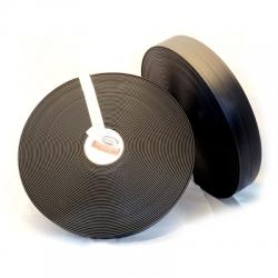 "Black 2"" 3Groove Regular Thick 231"