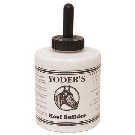 Yoder's Hoof Dressing - 1 Quart w/Brush