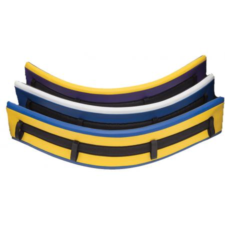 Saddle Pad Vinyl/Neoprene w/Colored Edge