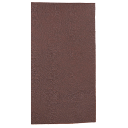 Medium Weight Imitation Leather, Chestnut - 08413 - per yd