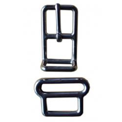 "Quick Release Buckle 1-1/4"" Stainless Steel - per pc."
